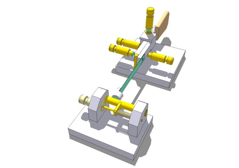 Etude et construction d'un manipulateur morse semi-automatique Vb4_qr15