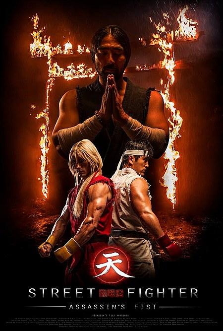 Street Fighter : Assassin's Fist (2014) Phpig510