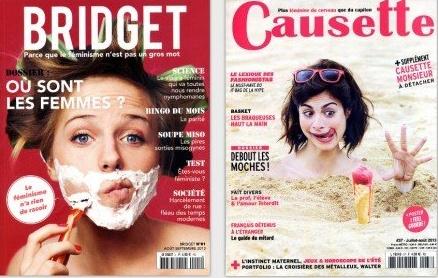 """Bridget, nouveau magazine féministe ou copie de """"Causette"""" ? 1_tiff13"""