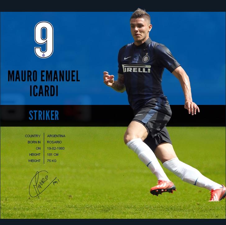 Mauro Icardi #9 910