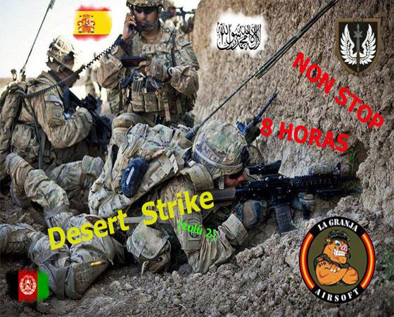 Desert Strike (zulú 2) 8 horas NON STOP 1/06/14 Desert11