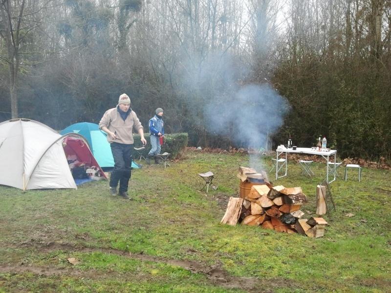 Concentre hivernal du Mc Crottous 25 et 26 Janvier 2014 à Saint Georges sur Arnon 36100 - Page 2 20140110