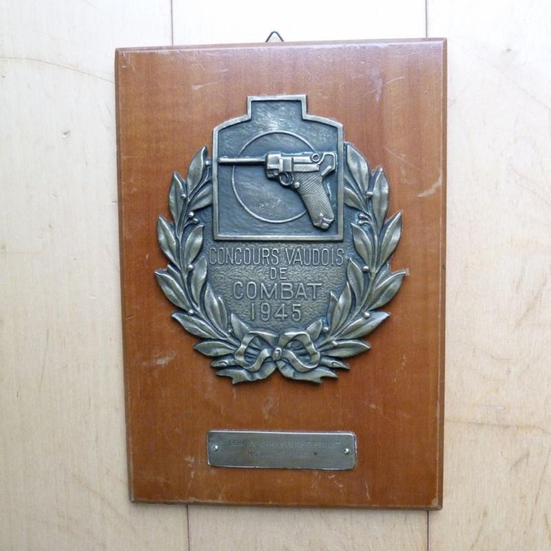 CONCOURS VAUDOIS DE COMBAT 1945. 00511