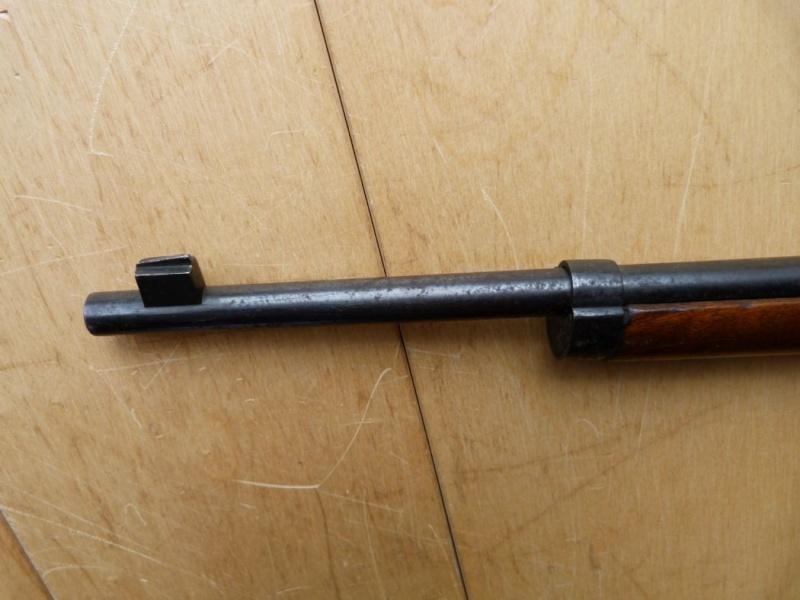 Identification et estimation d'une carabine Lebel scolaire. Carabi19