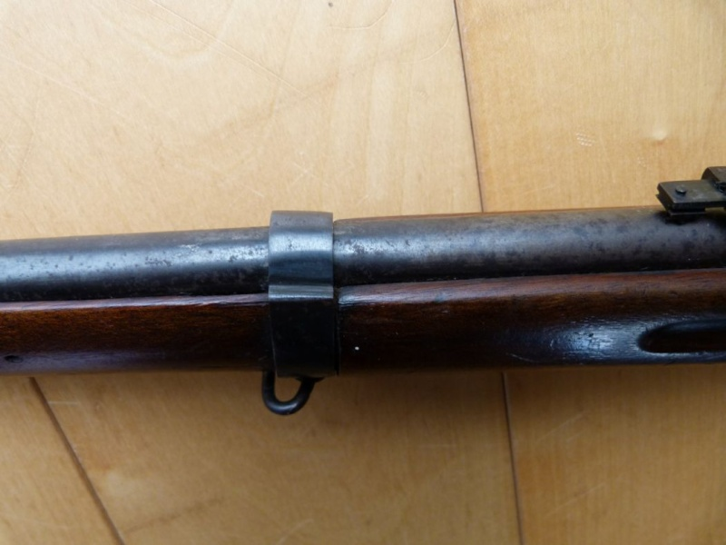 Identification et estimation d'une carabine Lebel scolaire. Carabi20