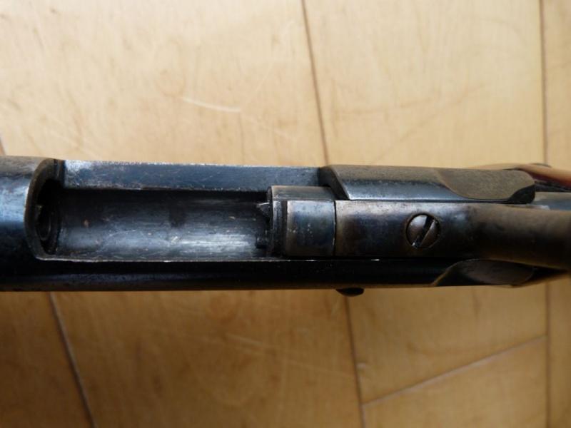 Identification et estimation d'une carabine Lebel scolaire. Carabi23
