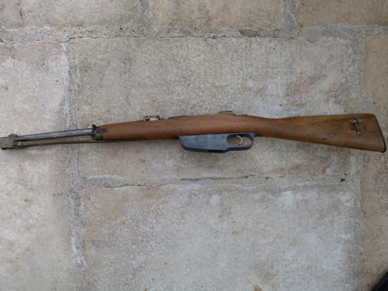 Une petite carabine italienne inconnue... Carabi25