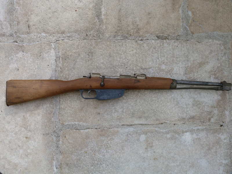 Une petite carabine italienne inconnue... Carabi26