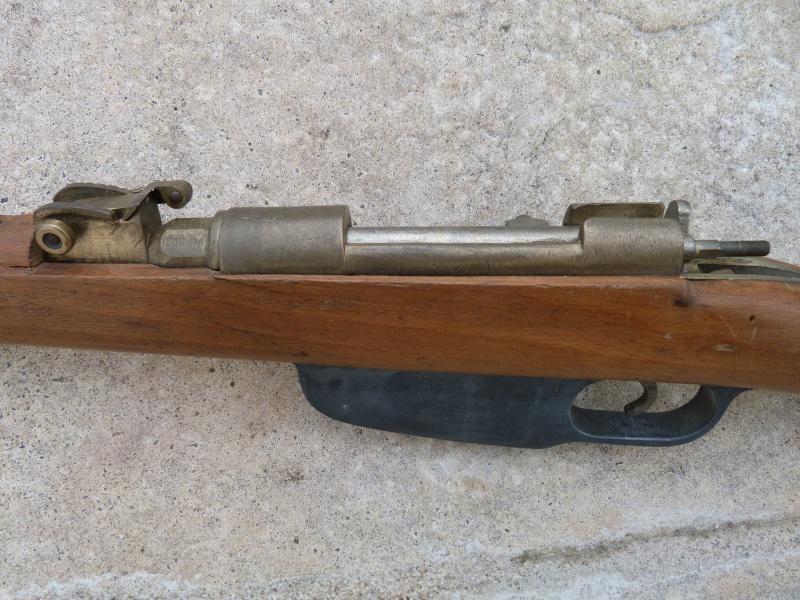 Une petite carabine italienne inconnue... Carabi27