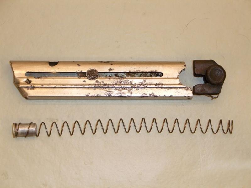Les chargeurs de production allemande, pour le Luger, de 1900 à 1945. Charge20