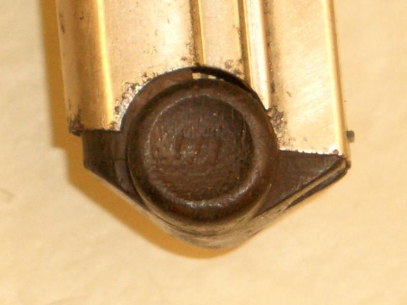 Les chargeurs de production allemande, pour le Luger, de 1900 à 1945. Charge21