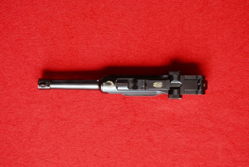 Luger modèle 1908 commercial argentin, 9 mm, n° 43457, en coffret. Dwm_1910