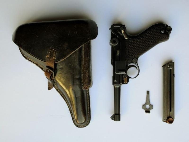 Un rare Luger DWM 1908 commercial-armée. Dwm_1916