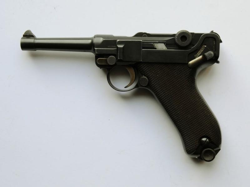 Un rare Luger DWM 1908 commercial-armée. Dwm_1917