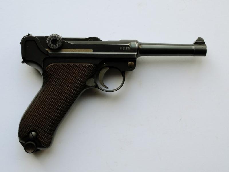 Un rare Luger DWM 1908 commercial-armée. Dwm_1918