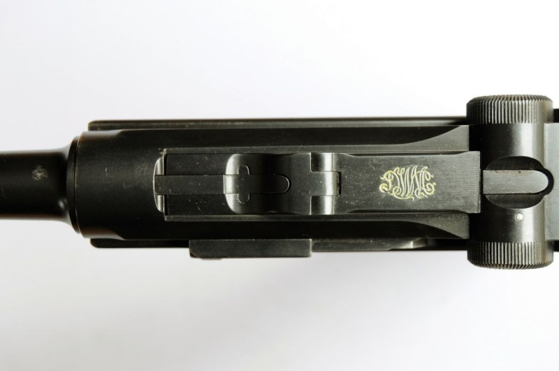 Un rare Luger DWM 1908 commercial-armée. Dwm_1923