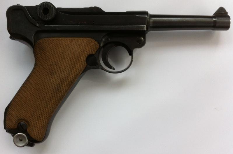 Réflexions sur la production de pistolets Luger P 08, par Mauser, en 1945-1946. - Page 2 Mauser32