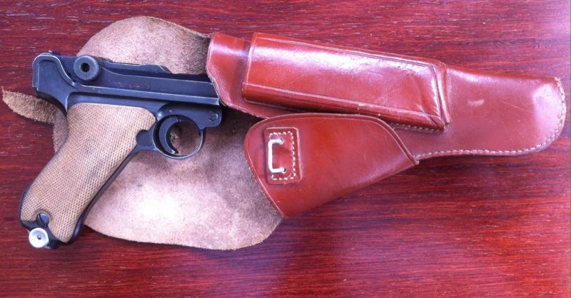 Réflexions sur la production de pistolets Luger P 08, par Mauser, en 1945-1946. - Page 2 Mauser38