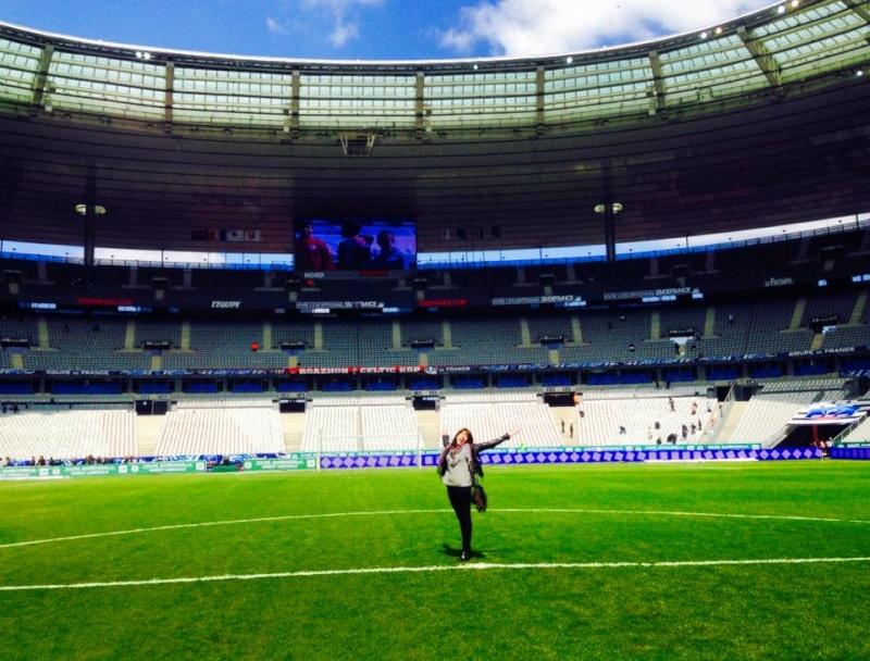 Nolwenn au Stade de France 10256110