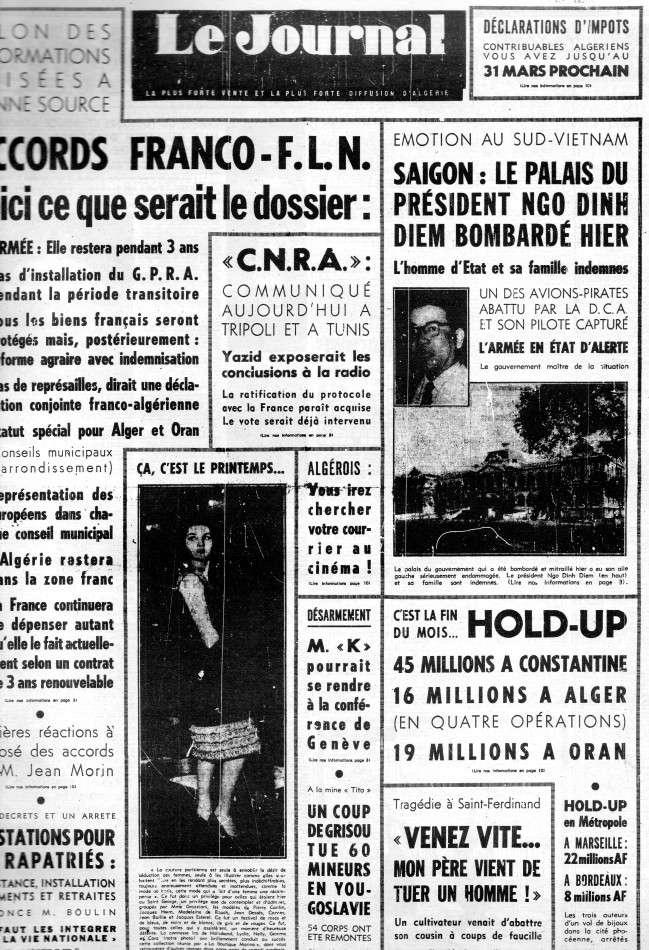 ALGERIE PRESSE FEVRIER 1962 (suite et fin) 175