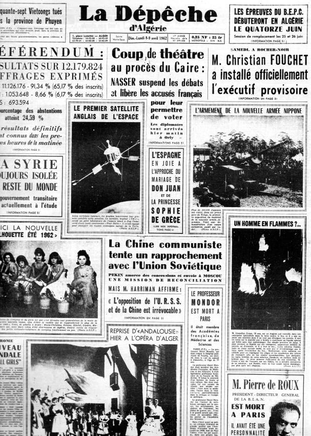 ALGERIE PRESSE AVRIL 1962 194