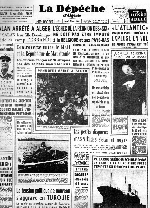 ALGERIE PRESSE AVRIL 1962 196