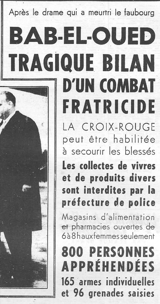 ALGERIE PRESSE MARS 1962, suite 1 1962_016