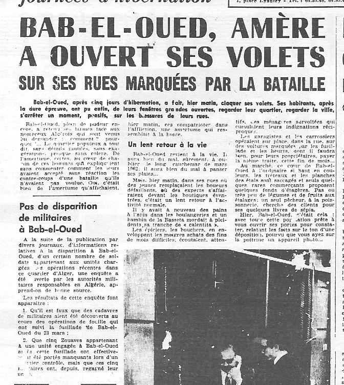 ALGERIE PRESSE MARS 1962, suite 1 1962_017