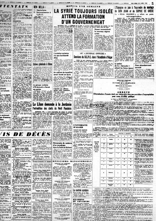 ALGERIE PRESSE AVRIL 1962 276