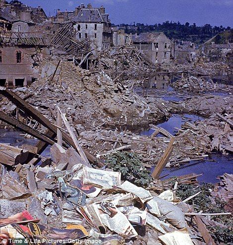 70e anniversaire du débarquement aéroportée en Normandie dans la nuit du 5 au 6 juin 1944 4-st_l10