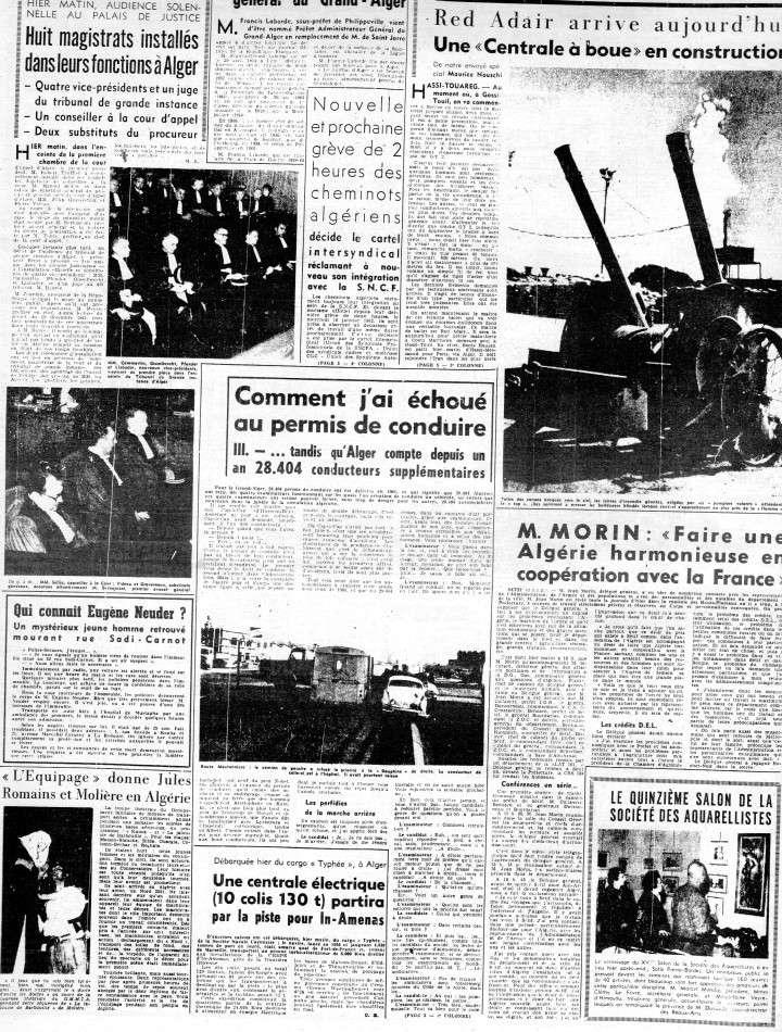 ALGERIE PRESSE JANVIER 1962 -2 ème et 3 ème parties 521