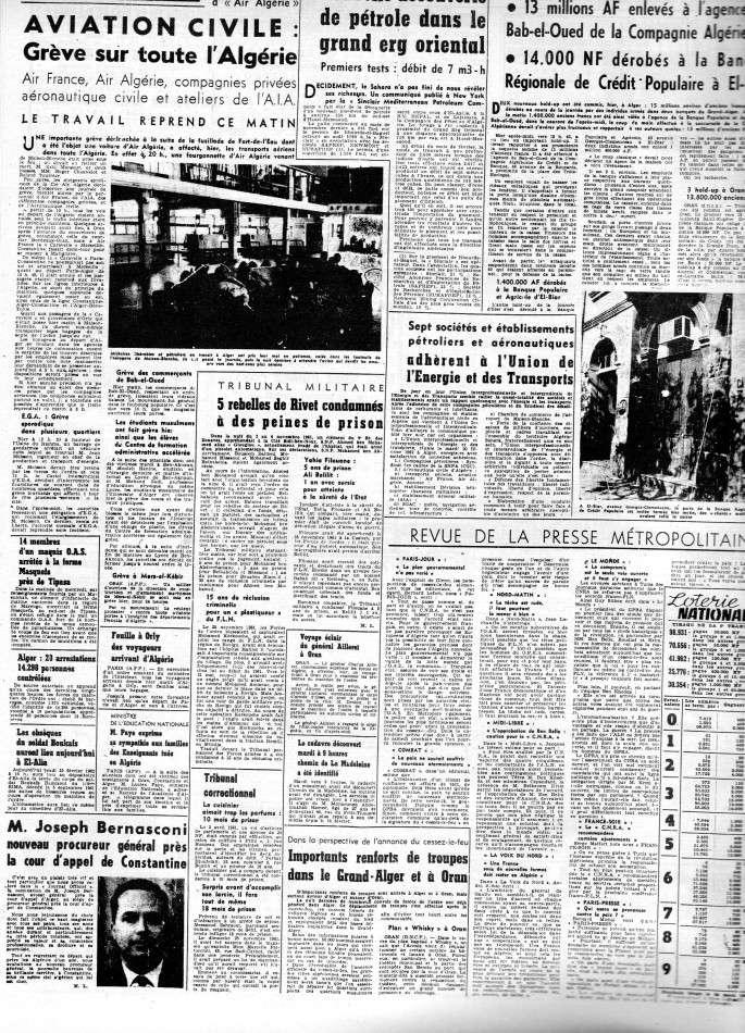 ALGERIE PRESSE FEVRIER 1962 533