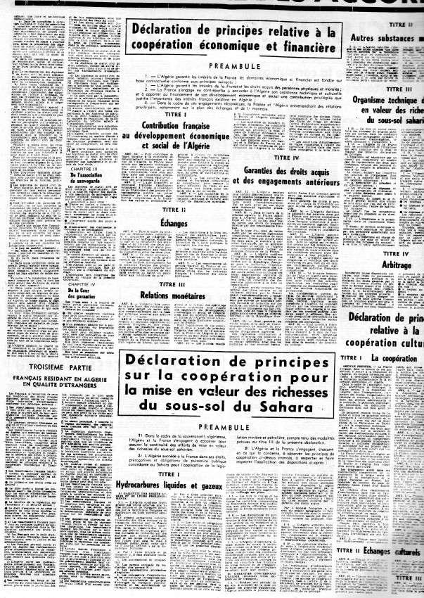 ALGERIE PRESSE MARS 1962 534