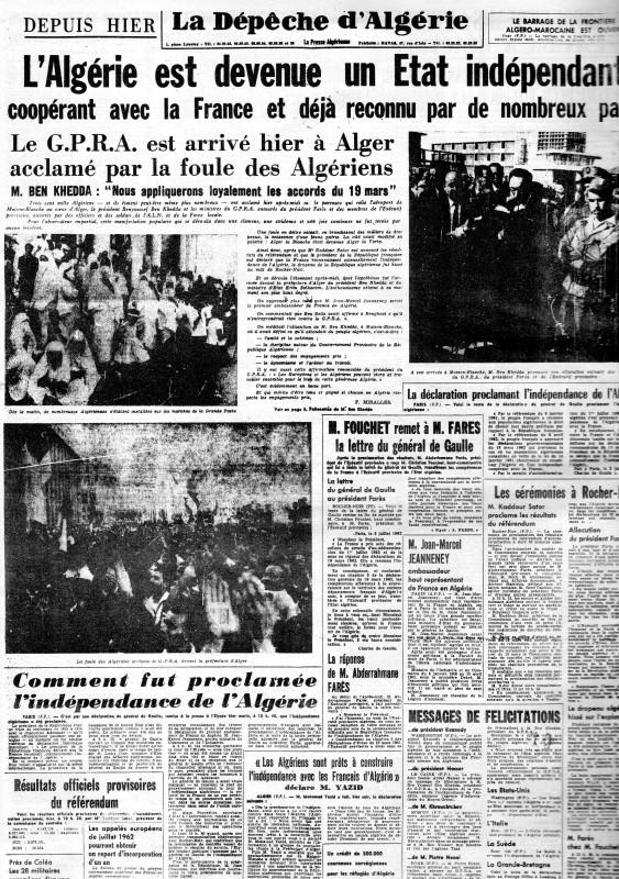 ALGERIE PRESSE JUIN 1962 suite et fin 549