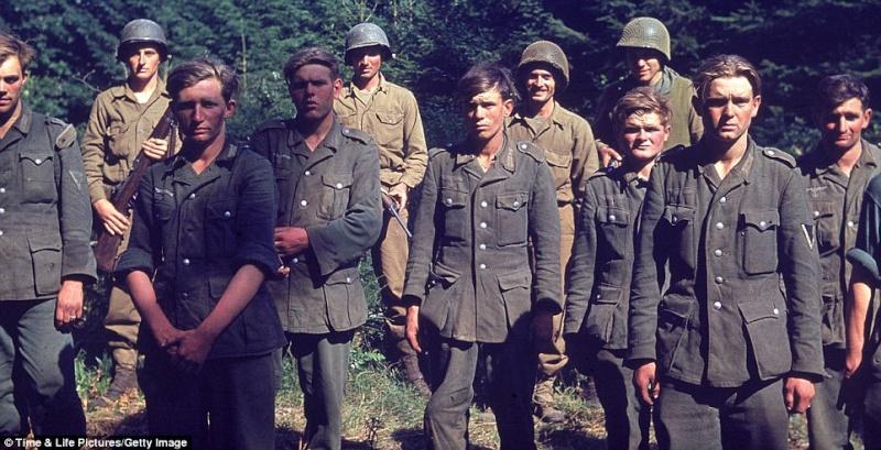 70e anniversaire du débarquement aéroportée en Normandie dans la nuit du 5 au 6 juin 1944 9_en_n10