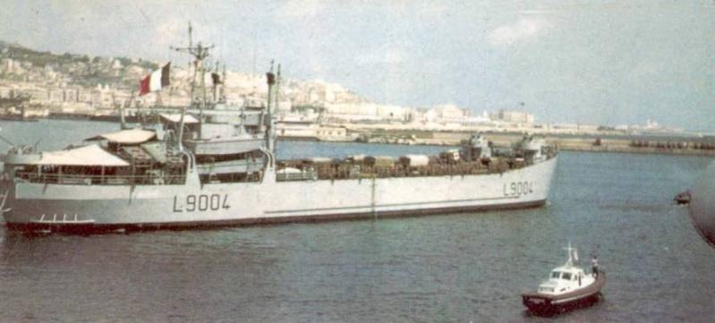 L'armée française quitte l'Algérie, été 1964 An196413
