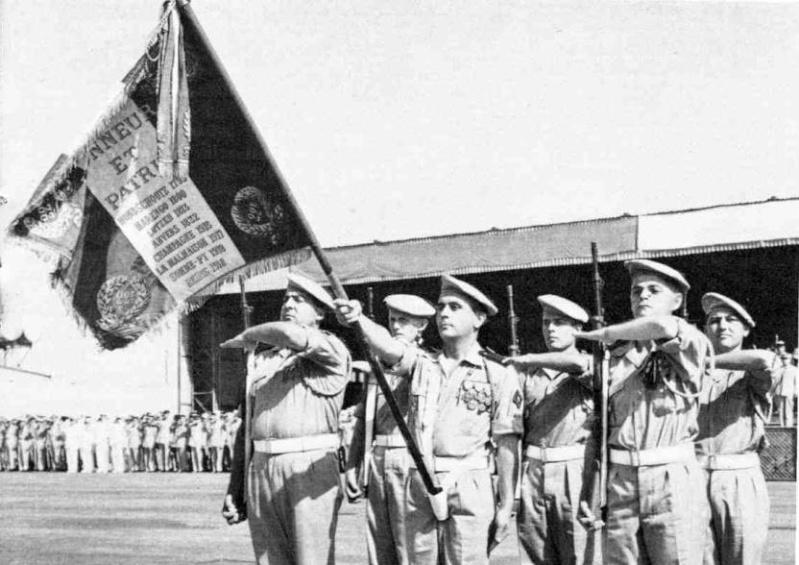 L'armée française quitte l'Algérie, été 1964 An196415