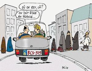 Voilà le vrai visage de la France d'aujourd'hui. Nouvel10