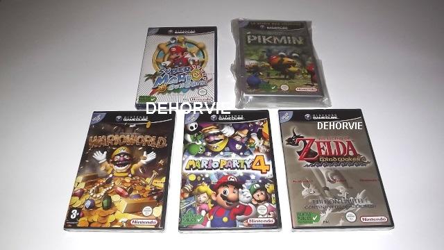 [Dehorvie] ►Gros lot de vinyles de jeux vidéo et PLV rétro◄ Dscf0311