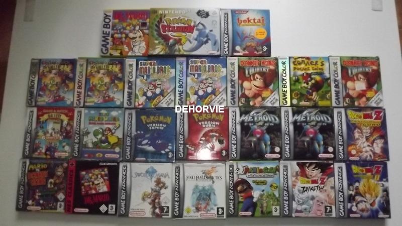 [Dehorvie] ►Gros lot de vinyles de jeux vidéo et PLV rétro◄ - Page 2 Dscf0413