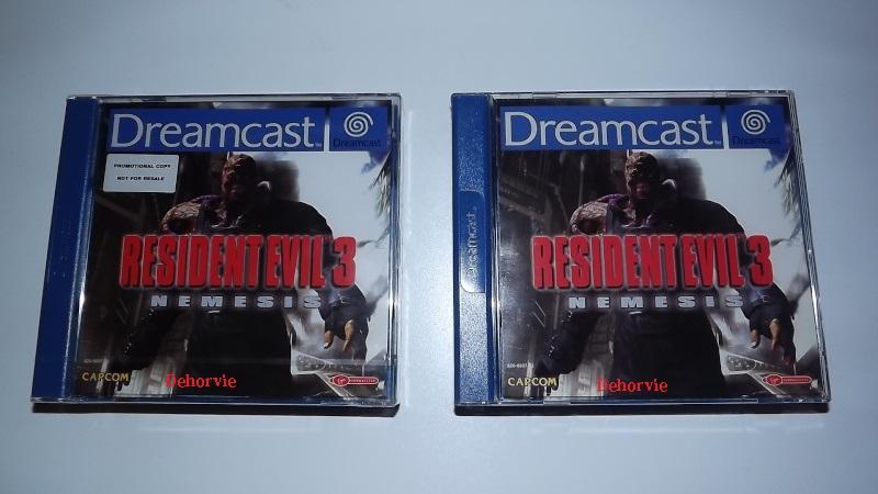 Biohazard (Resident Evil): Les NOT FOR SALE Dscf2011
