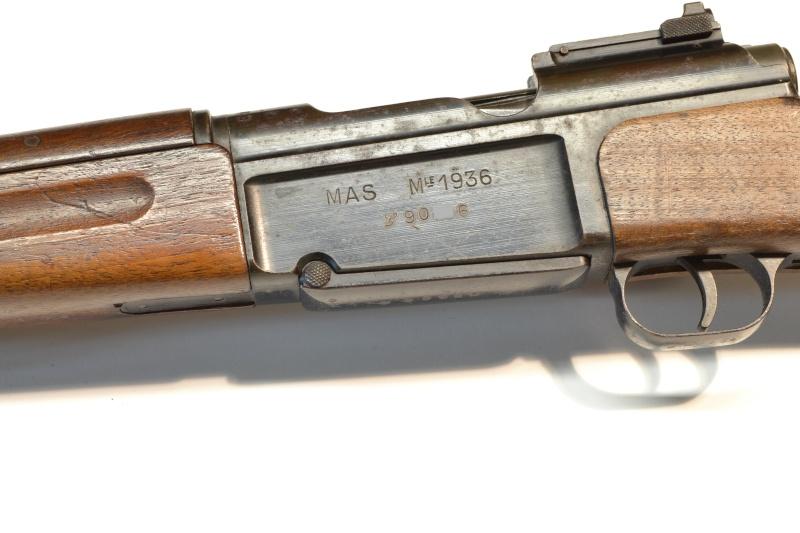 MAS 36 oui mais celui là c'est le mien Dsc_0463
