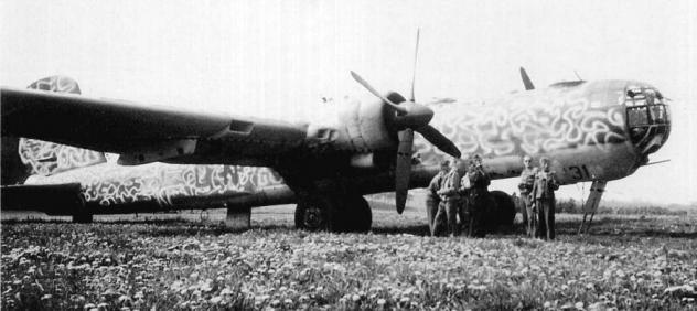Heinkel He177A-5 (MPM) [En cours de construction] - Page 3 He177-12