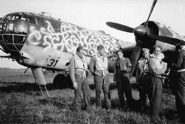 Heinkel He177A-5 (MPM) [En cours de construction] - Page 3 He177-13
