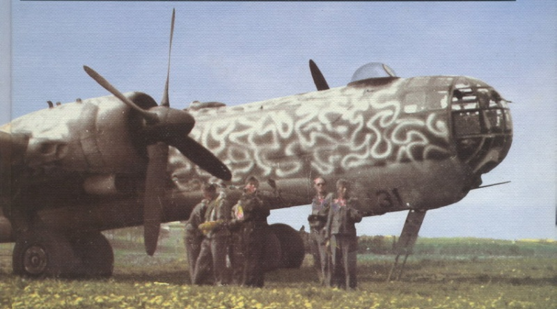Heinkel He177A-5 (MPM) [En cours de construction] - Page 3 He_17711