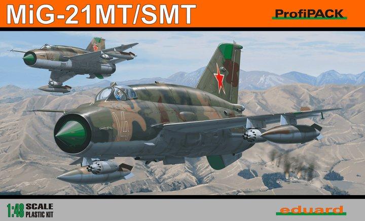 MiG-21 SMT Fishbed-K  [ EDUARD ] (Montage en cours) Mig21s11