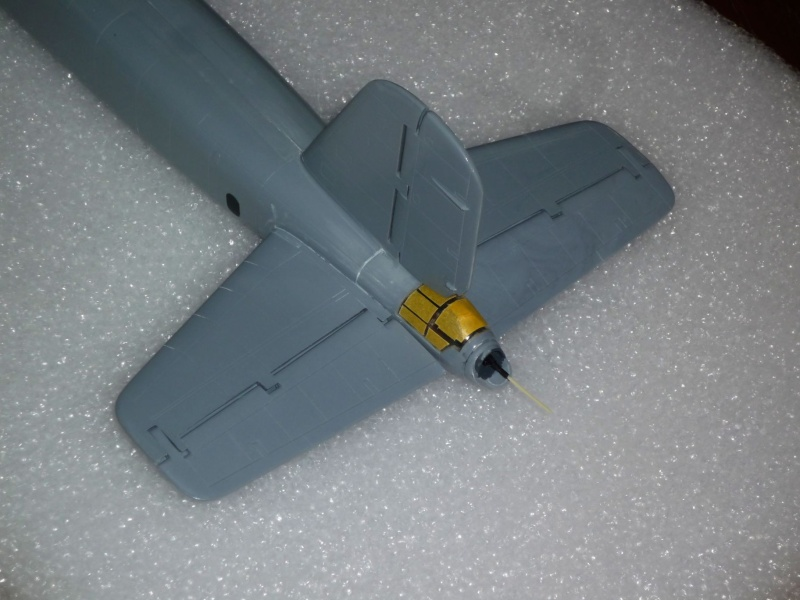 Heinkel He177A-5 (MPM) [En cours de construction] - Page 3 P1080414