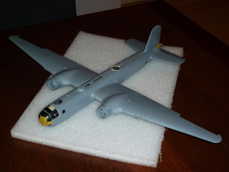 Heinkel He177A-5 (MPM) [En cours de construction] - Page 3 P1080419