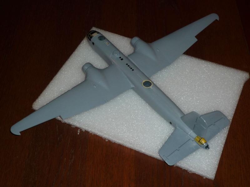 Heinkel He177A-5 (MPM) [En cours de construction] - Page 3 P1080420
