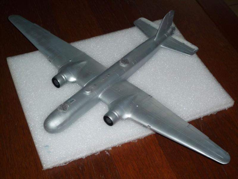 Heinkel He177A-5 (MPM) [En cours de construction] - Page 3 P1080423